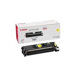 Canon EP-701 Yellow Originalni toner