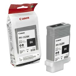 Canon PFI-102 Photo Black Originalna tinta