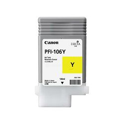 Canon PFI-106 Yellow Originalna tinta
