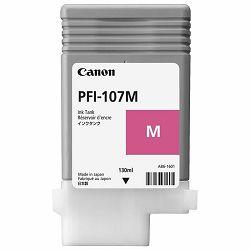 Canon PFI-107 Magenta Originalna tinta
