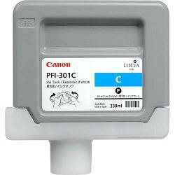 Canon PFI-301 Cyan Originalna tinta