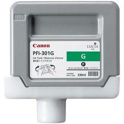 Canon PFI-301 Green Originalna tinta