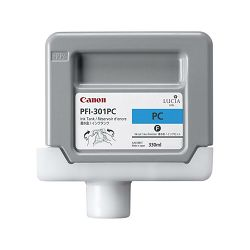 Canon PFI-301 Photo Cyan Originalna tinta