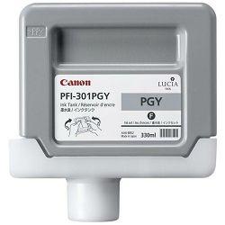Canon PFI-301 Photo Grey Originalna tinta