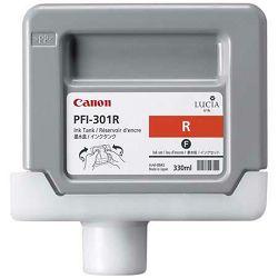 Canon PFI-301 Red Originalna tinta