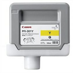 Canon PFI-301 Yellow Originalna tinta