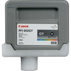Canon PFI-302 Photo Grey Originalna tinta