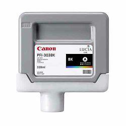 Canon PFI-303 Black Originalna tinta