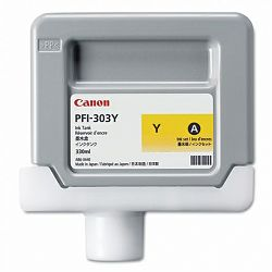 Canon PFI-303 Yellow Originalna tinta