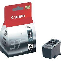 Canon  PG-37 Black Originalna tinta + glava