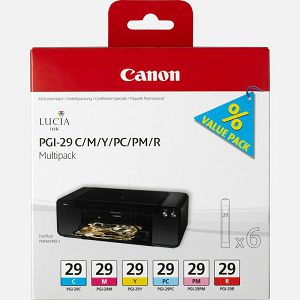 Canon PGI-29 Colour Originalna tinta