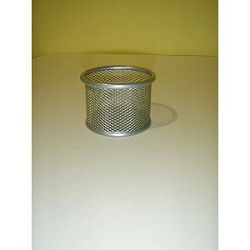 Čaša za spajalice B80205 žica srebro