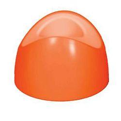 Čaša za spajalice Senior  SN-05 narančasta