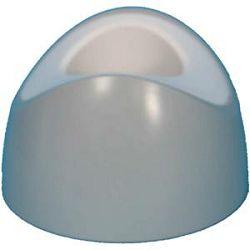 Čaša za spajalice Senior  SN-05 siva