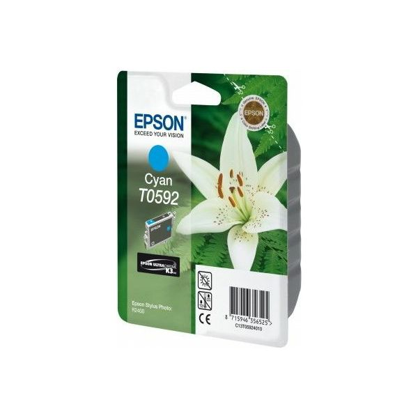 Epson T0592 Cyan Orginalna tinta
