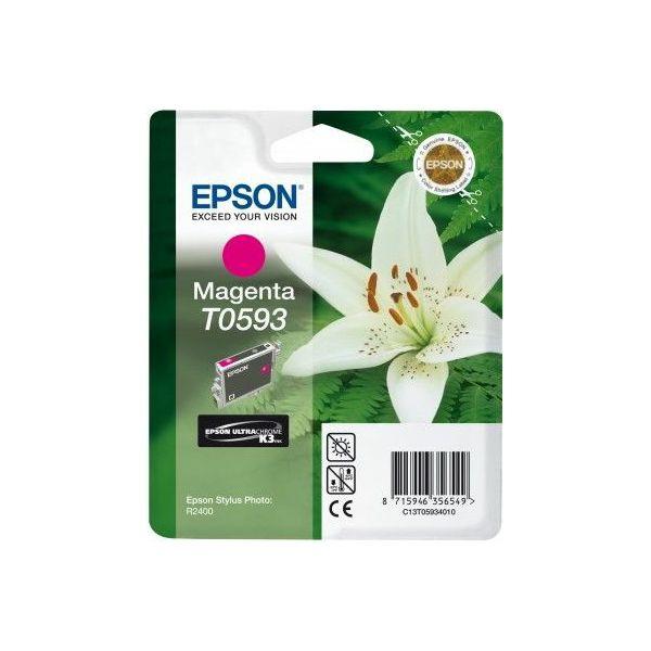 Epson T0593 Magenta Orginalna tinta