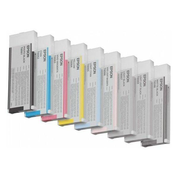 Epson T606 Yellow Orginalna tinta