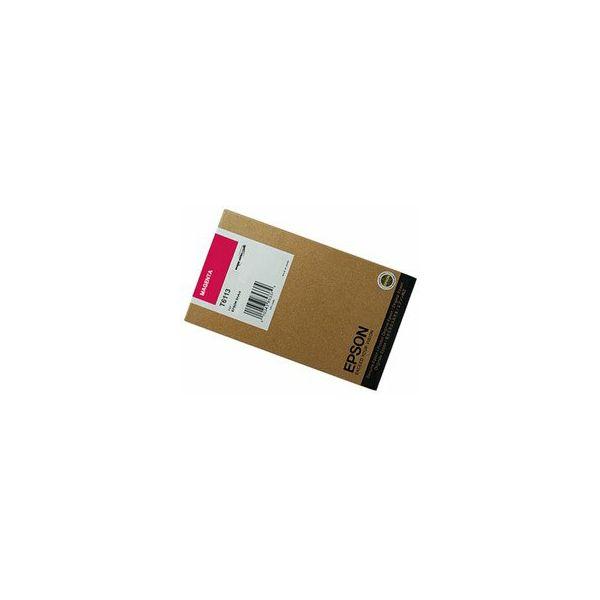 Epson T6113 Magenta Orginalna tinta