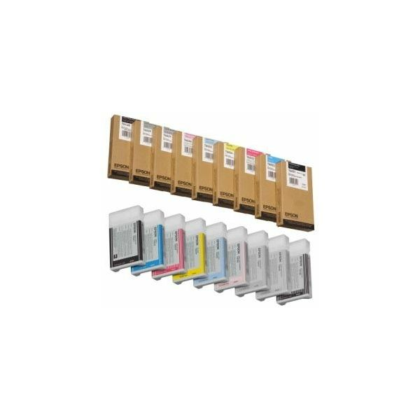 Epson T603B Magenta Orginalna tinta