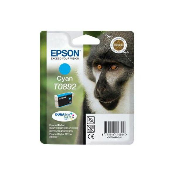 Epson T0892 Cyan Orginalna tinta