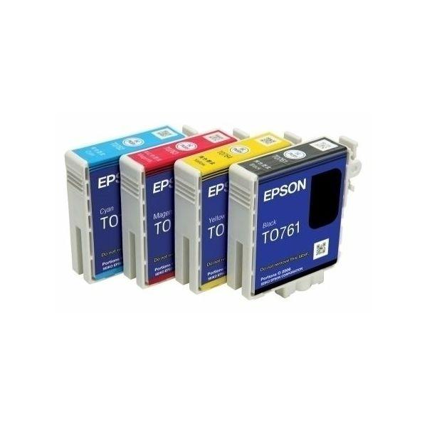 Epson T636100 PhotoBlack Orginalna tinta