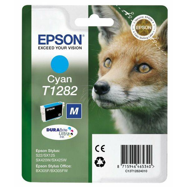 Epson T1282 Cyan Orginalna tinta