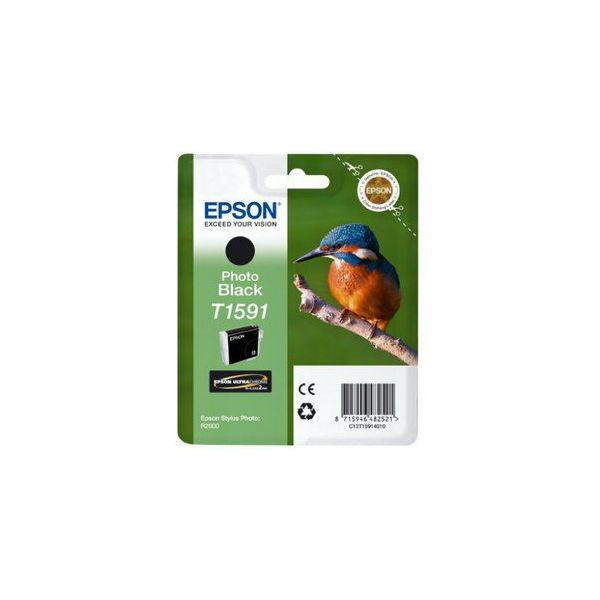 Epson T1591 Photo Black Orginalna tinta