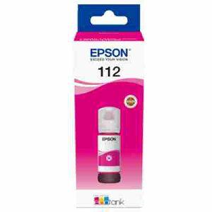 Epson Ecotank 112 Magenta originalna tinta
