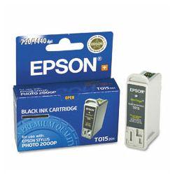 Epson T015 Black Originalna tinta