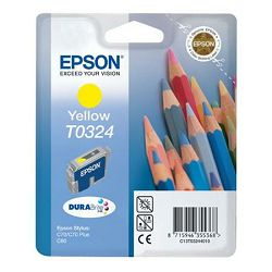 Epson T0324 Yellow Originalna tinta