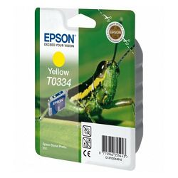 Epson T0334 Yellow Originalna tinta