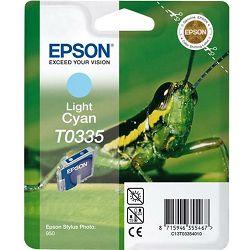 Epson T0335 Light Cyan Originalna tinta