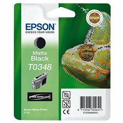 Epson T0348 Matte Black Originalna tinta