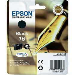 Epson T1621 16 Black Orginalna tinta