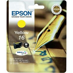 Epson T1624 16 Yellow Orginalna tinta
