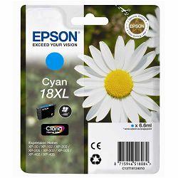 Epson T1812 18XL Cyan Orginalna tinta