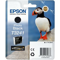 Epson T3241 Photo black Originalna tinta