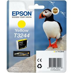 Epson T3244 Yellow Originalna tinta