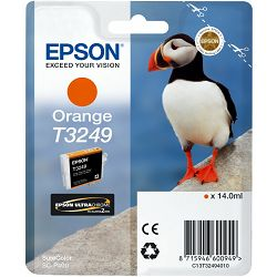 Epson T3249 Orange Originalna tinta