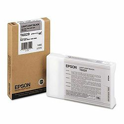Epson T6029 Light Light Black Orginalna tinta