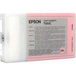 Epson T603 Light Magenta Orginalna tinta