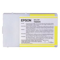Epson T6054 Yellow Orginalna tinta