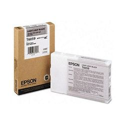 Epson T6059 Light Light Black Orginalna tinta