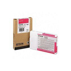Epson T605B Magenta Orginalna tinta