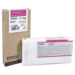Epson T6533 Magenta Orginalna tinta