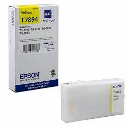 Epson T7894 XXL Yellow Orginalna tinta