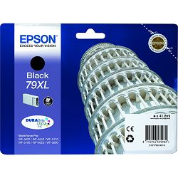 Epson T7901 XL Black Originalna tinta