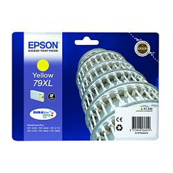 Epson T7904 XL Yellow Originalna tinta