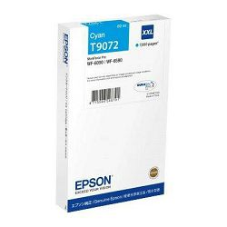 Epson T9072 XXL Cyan Originalna tinta