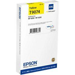 Epson T9074 XXL Yellow Originalna tinta